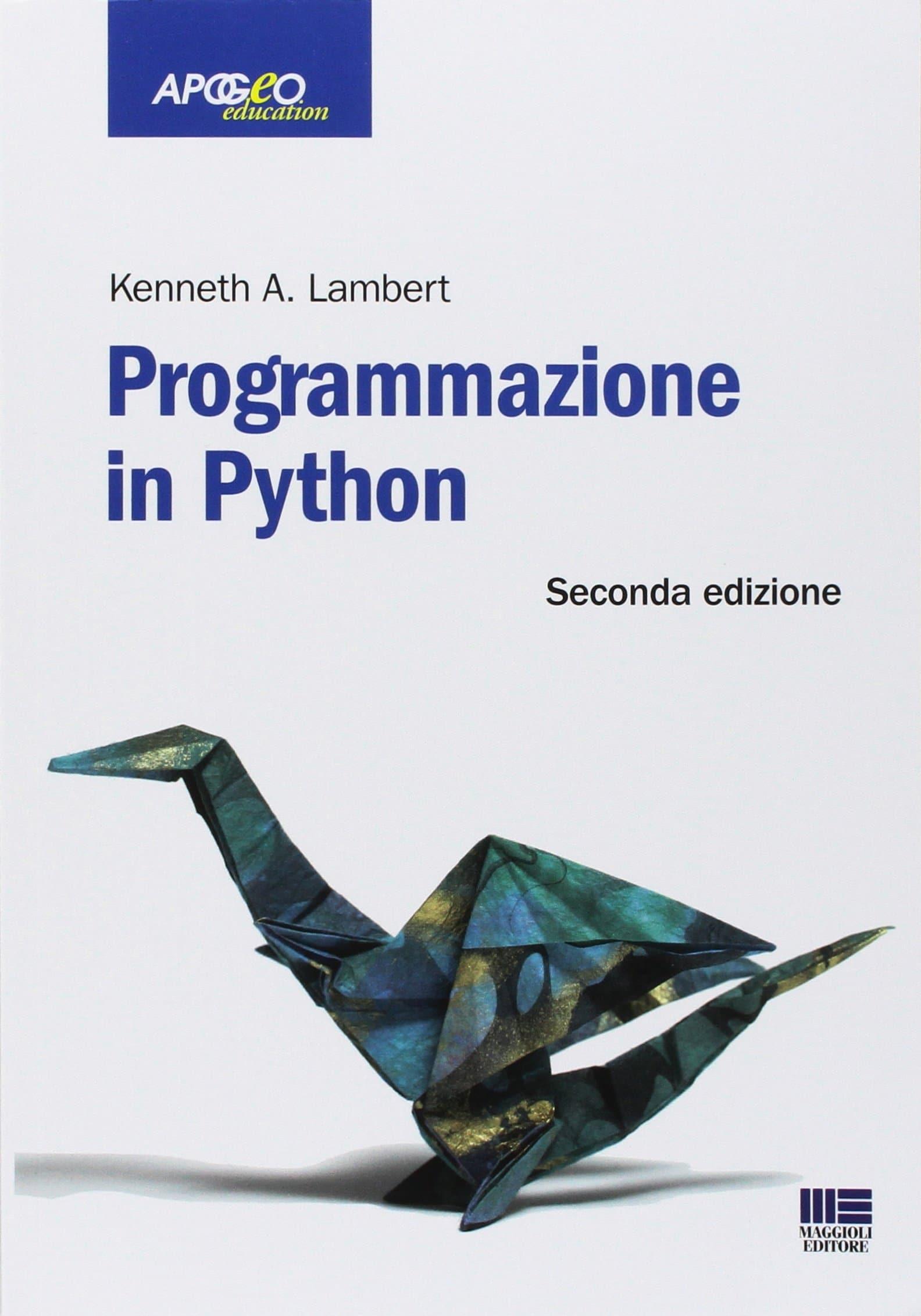 Programmazione in Pyhton